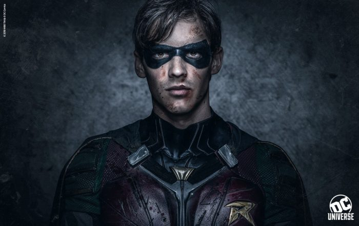 Robin from Titans DC Universe