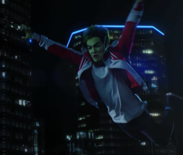 Beast Boy from Titans DC Universe