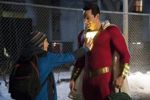 SHAZAM! DC Movie