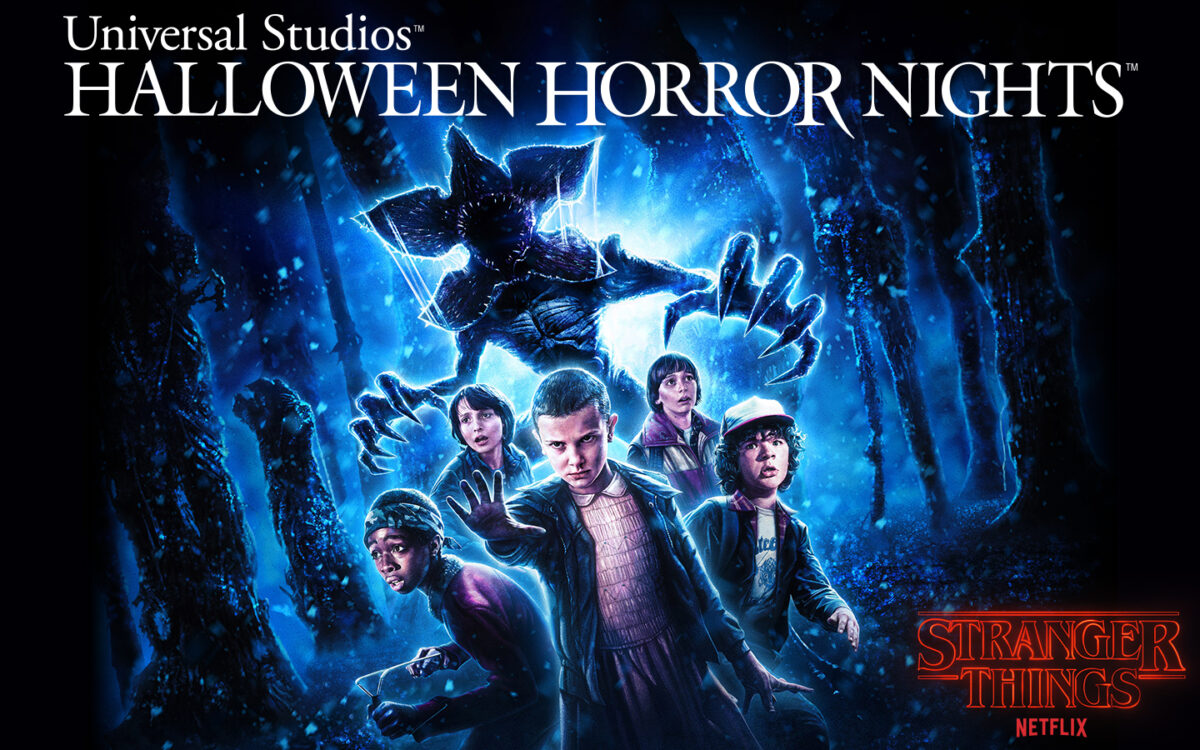 First Look Image of Stranger Things at Halloween Horror Nights