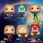 Captain Marvel Pop Funko