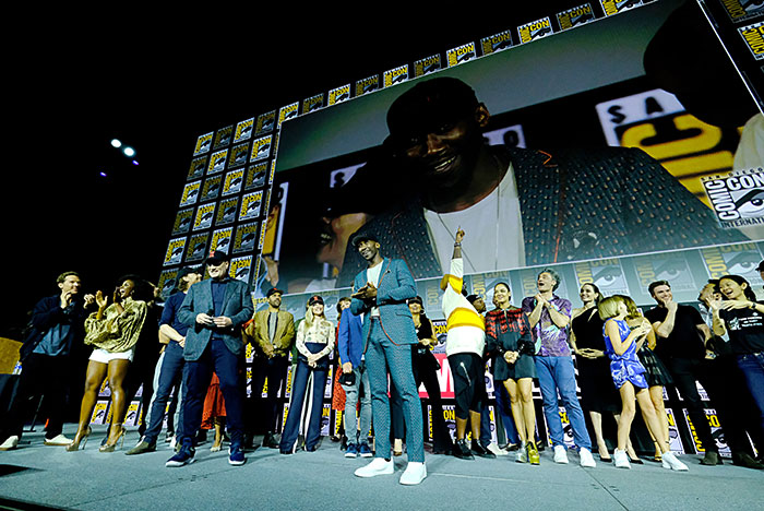 Marvel Studios Phase 4 News from SDCC